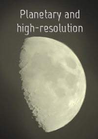 Planetary and High-Resolution